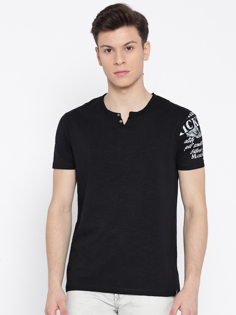 4d4f8d9f29 Spykar Men T-Shirts & Polos Price List in India 30 June 2019 ...