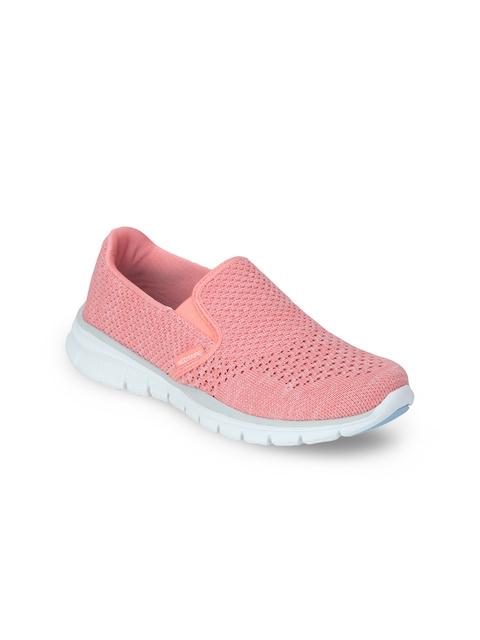 Red Tape Women Pink Walking Shoes