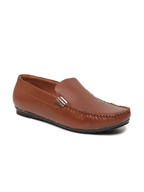 San Frissco Men Tan Loafers
