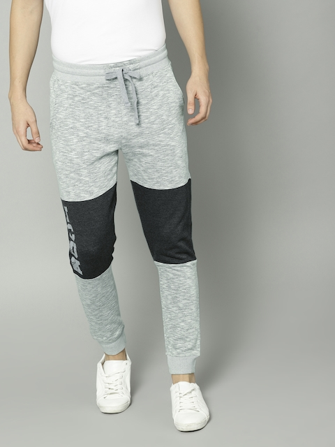 French Connection Men Grey Joggers