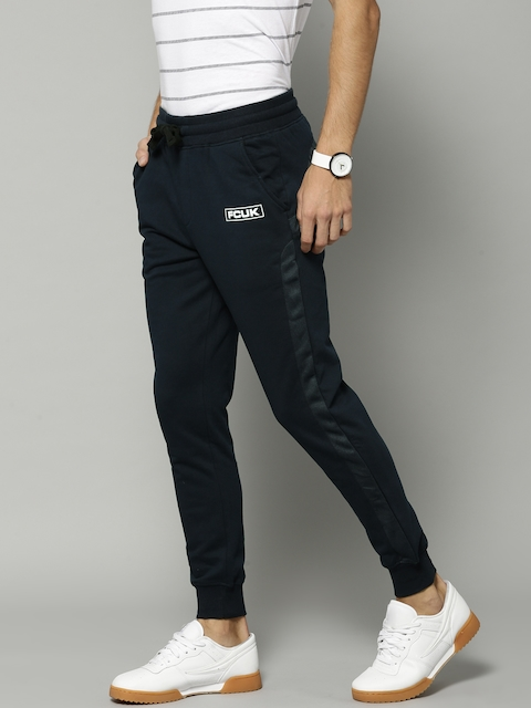 French Connection Navy Blue Joggers