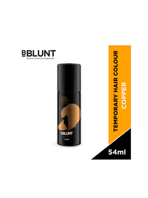 BBLUNT One Night Stand Copper Temporary Hair Colour