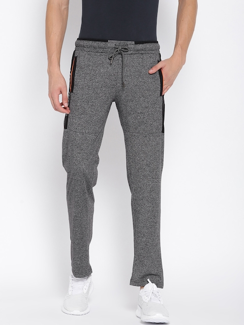 Monte Carlo Men Charcoal Grey Track Pants