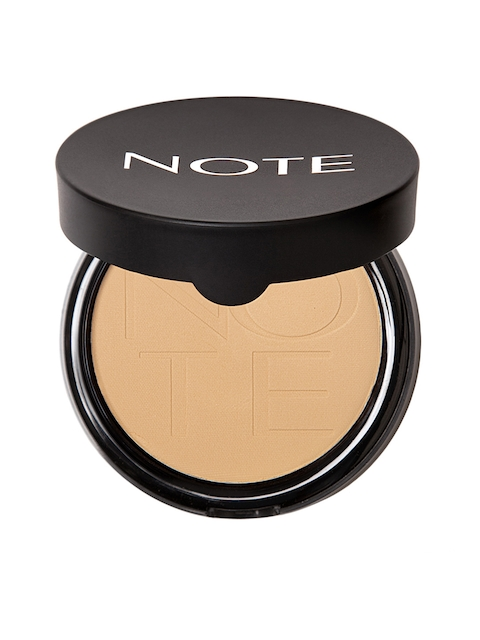 Note Apricot Luminous Silk Compact Powder 07