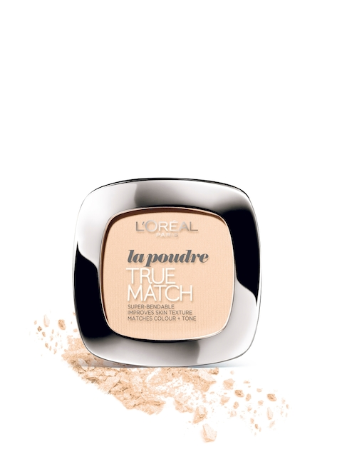 LOreal Paris Beige Compact Powder