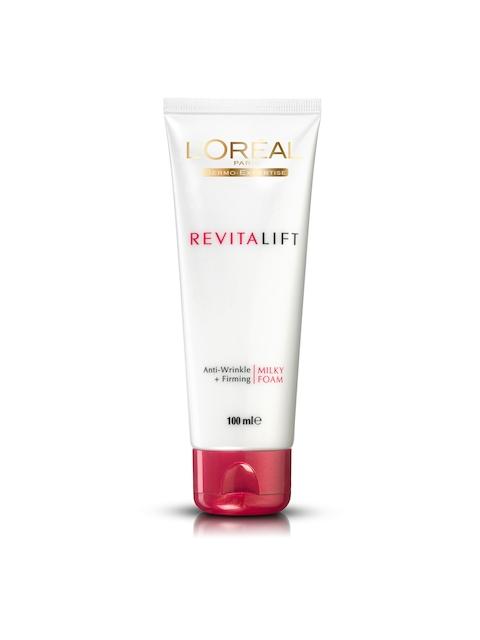 LOreal Paris RevitaLift Milky Cleansing Facial Foam 100 ml