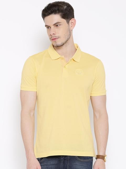 Arrow Sport Yellow Polo T-shirt