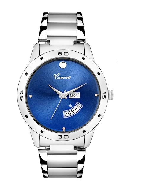 Camerii Men Blue Analogue Watch WM272