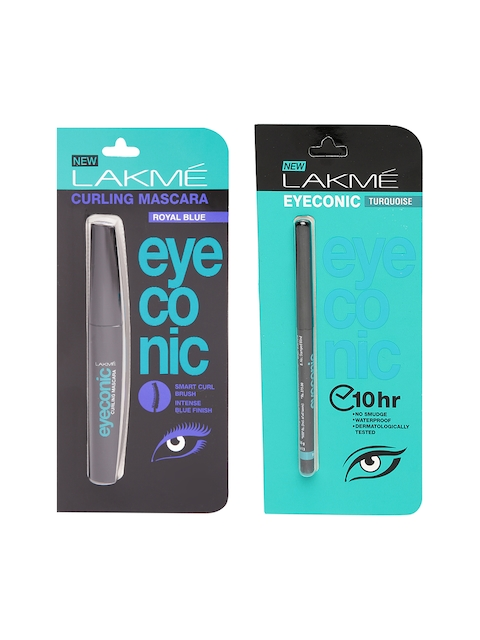 Lakme Women Pack of 2 Eye Makeup Set