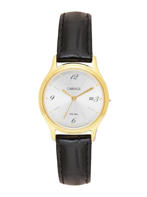Timex Women Silver-Toned Analogue Watch CC3C78100