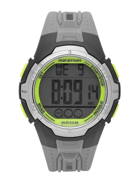 Timex Marathon Men Grey Digital Watch TW5M06700