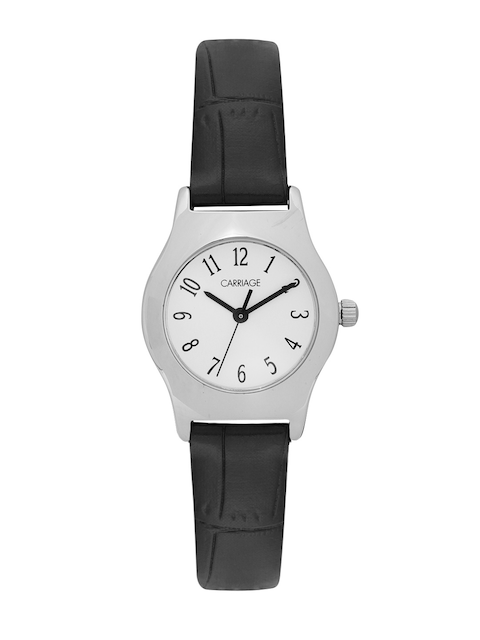 Timex Women White Analogue Watch C3C364