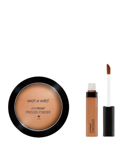 Wet n Wild Pressed Powder & Concealer Set