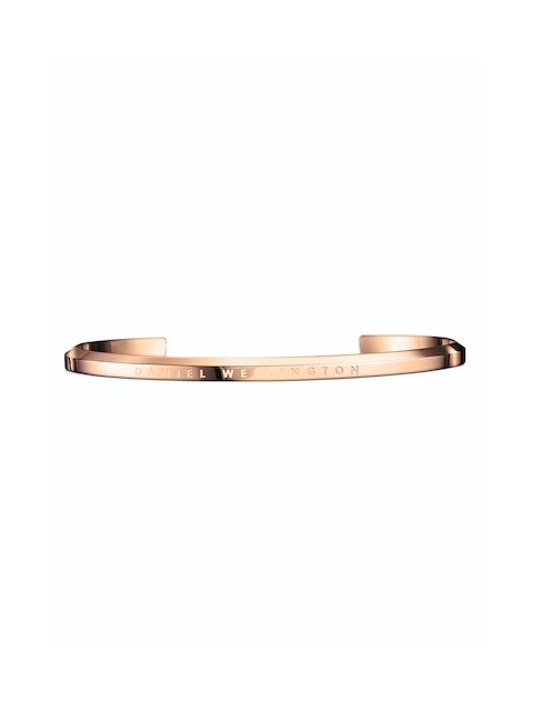 Daniel Wellington Classic Stainless Steel Rose Gold-Plated Bracelet - Large