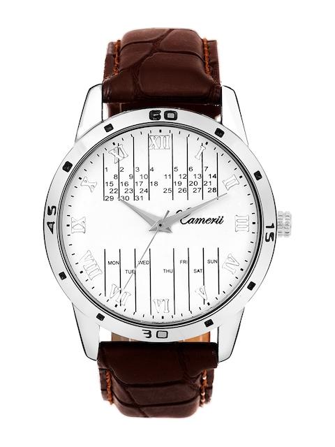 Camerii Men White Analogue Watch WM281