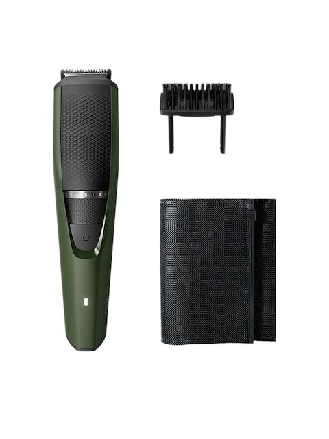 Philips Men Olive Green Beard Trimmer BT3211/15