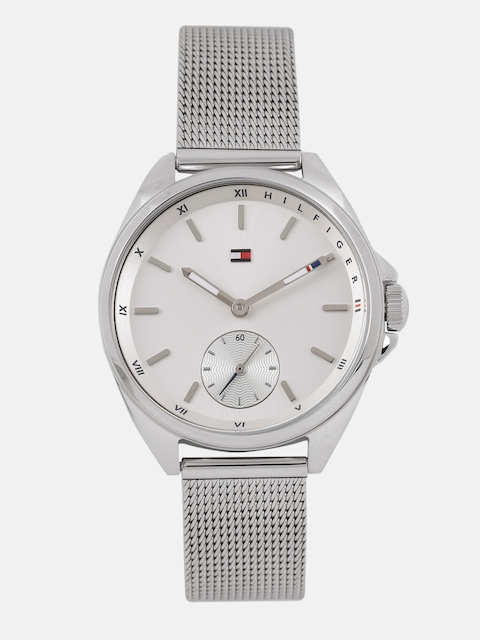 Tommy Hilfiger Men White Analogue Watch NTH1781758_BBD1