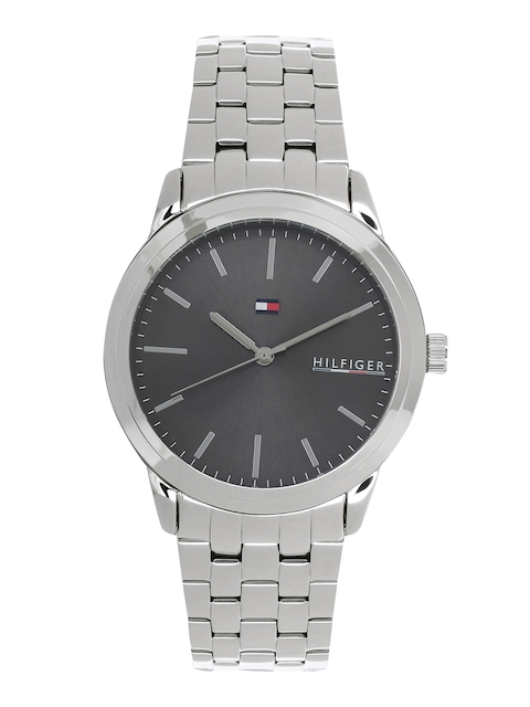 Tommy Hilfiger Men Charcoal Grey Analogue Watch TH1791444