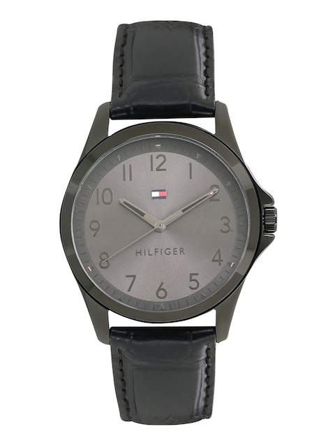Tommy Hilfiger Men Grey Analogue Watch TH1791450