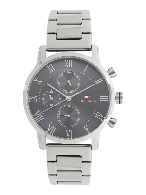 Tommy Hilfiger Men Grey Analogue Watch TH1791397