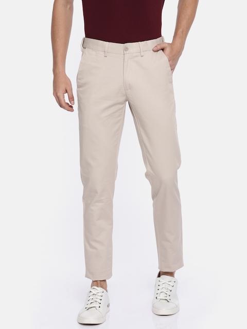 3ecc6b46d16 Peter England Men Trousers & Pants Price List in India 16 June 2019 ...