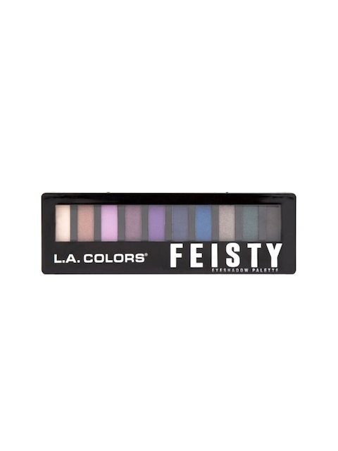 L.A. Colors Personality Feisty Eyeshadow Palette