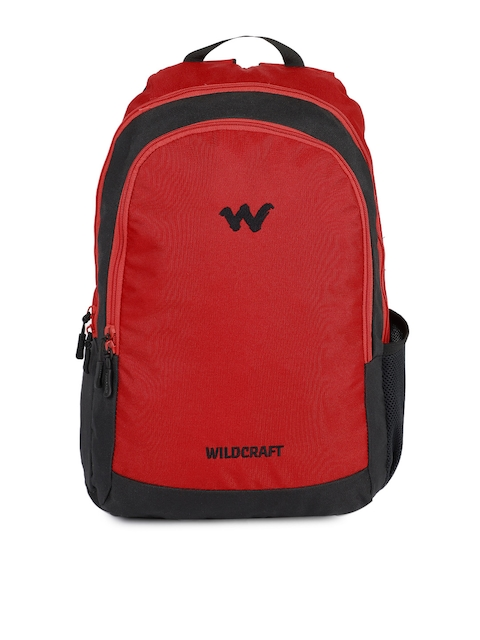 Wildcraft Unisex Red Promo B-2 Backpack