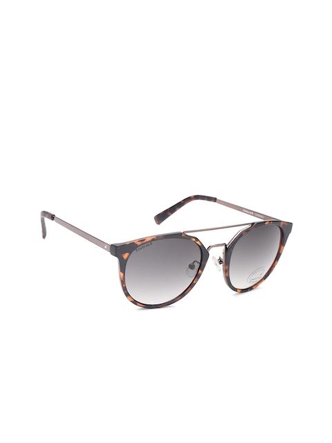 Fastrack Men UV Protected Oval Sunglasses NBC090BK3