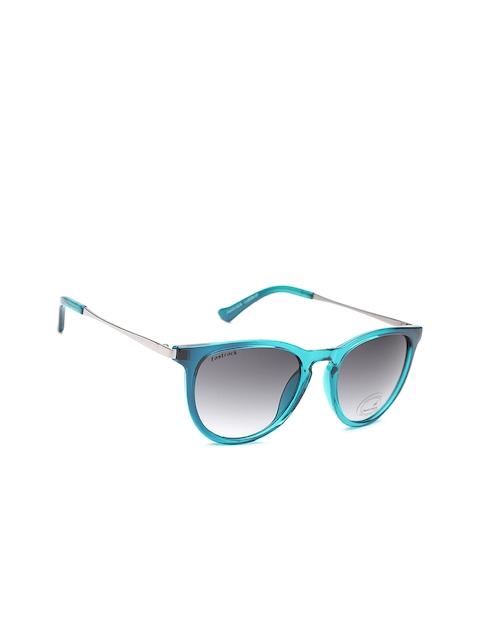 Fastrack Men UV Protected Oval Sunglasses NBC086BK4F