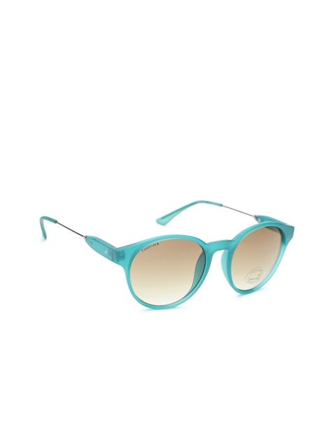Fastrack Women Oval Sunglasses NBC078BR3F