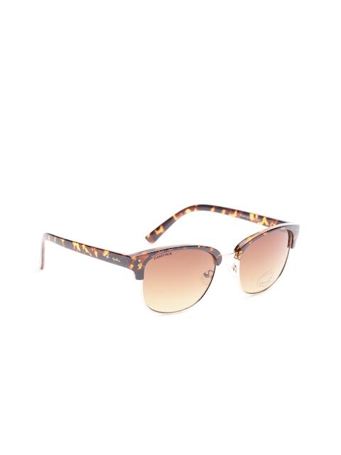 Fastrack Men Browline Sunglasses NBC087GR2