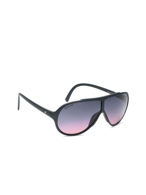 Fastrack Men Shield Sunglasses NBP348PR2