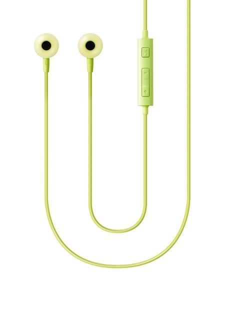 Samsung Unisex Green HS130 IN EAR HEADPHONE
