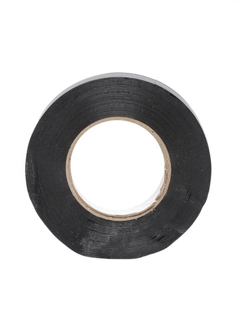 Tourna Unisex Black Vinyl Finishing 66 feet Trim Tape