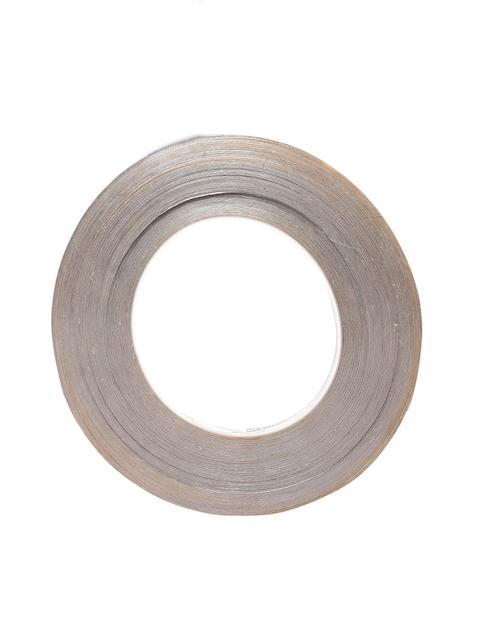 Tourna Unisex Cream-Colored Lead Tape Roll (1/4 x 36 yards)