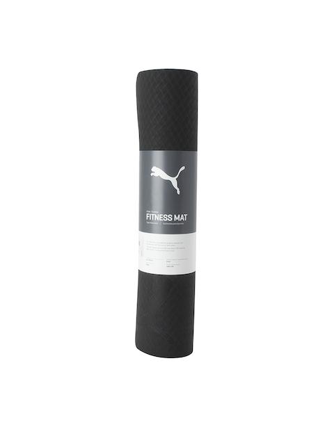 PUMA Unisex Grey Textured TR Fitness Yoga Mat