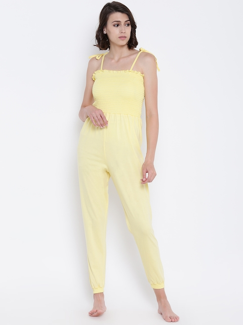 Clt.s Yellow Swim Jumpsuit S72