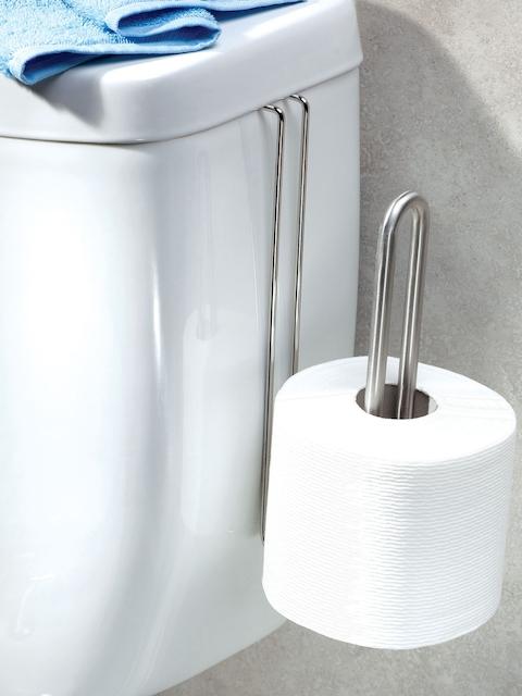 INTERDESIGN Silver-toned Paper Towel Holder