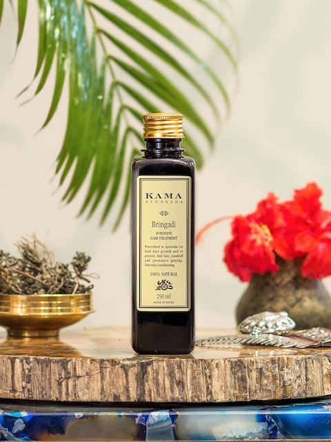 KAMA AYURVEDA Unisex Bringadi Intensive Hair Treatment Oil 250 ml