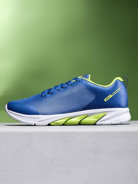 361 Degree Men Blue Training Shoes
