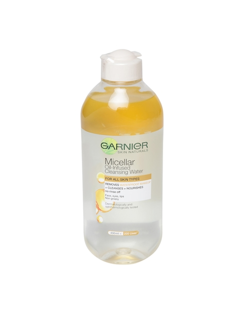 Garnier Skin Naturals Women Micellar Oil Infused Cleansing Water 400 ml