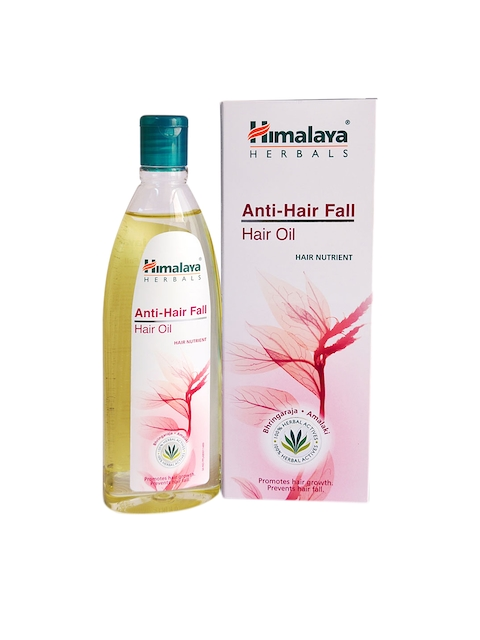 Himalaya Unisex Hair Nutrient Anti-Hair Fall Hair Oil 200 ml