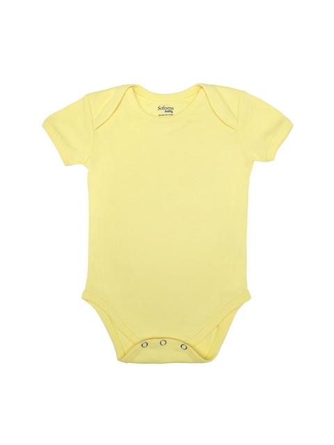Softsens Kids Yellow Bodysuit