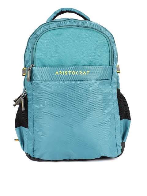 Aristocrat Unisex Blue Wego 2 Backpack