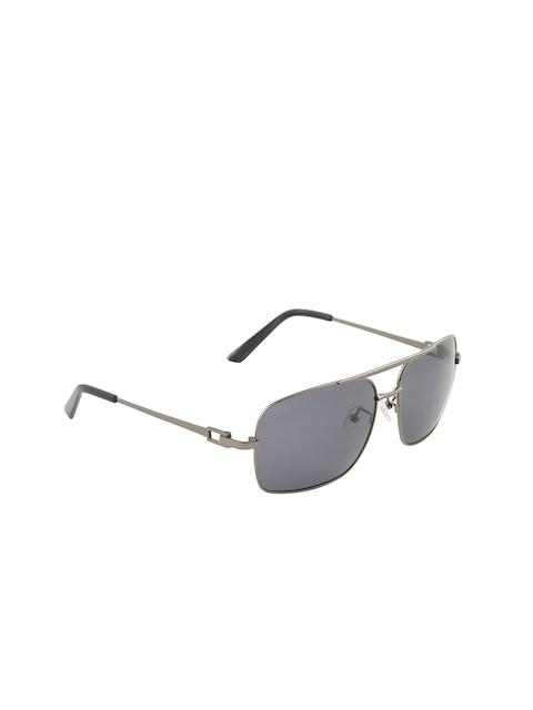 VAST Unisex Rectangle Sunglasses TAC Polarized HD Premium (998821C1_GUNGREY)