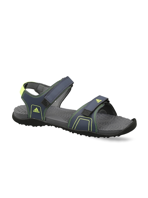 Adidas Men Blue Gempen M Sports Sandals