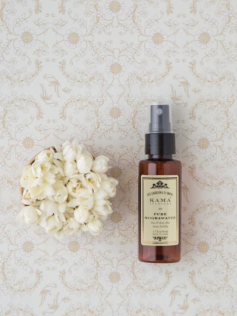 Kama Ayurveda Unisex Pure Mogra Water Face & Body Mist 50 ml