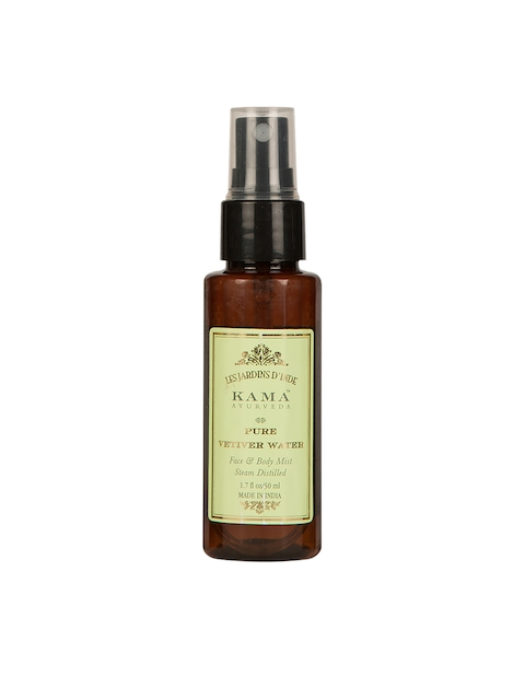 KAMA AYURVEDA Unisex Pure Vetiver Water 50 ml