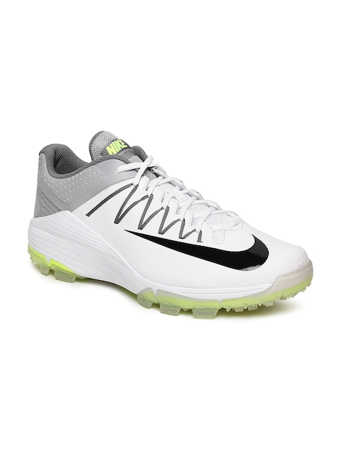 Nike Men White DOMAIN 2 NS Cricket Shoes