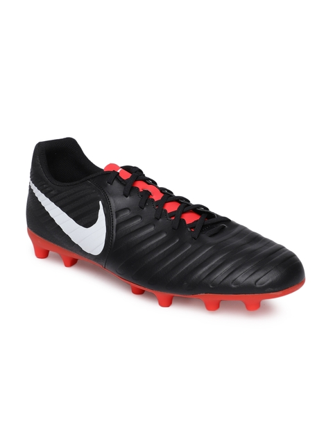 Nike Men Black LEGEND 7 CLUB MG Football Shoes